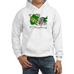 O'Shaughnessy Coat of Arms Hooded Sweatshirt