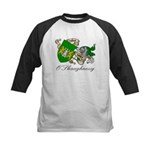 O'Shaughnessy Coat of Arms Kids Baseball Jersey