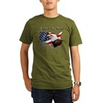 United We Stand Support our t Organic Men's T-Shir