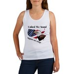 United We Stand Support our t Women's Tank Top