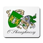 O'Shaughnessy Coat of Arms Mousepad