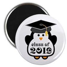 Penguin Class of 2019 Magnet