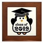 Penguin Class of 2019 Framed Tile