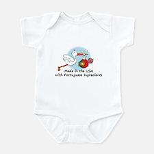 Stork Baby Portugal USA Infant Bodysuit
