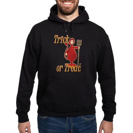 Trick or Treat Li'l Devil Hoodie (dark)