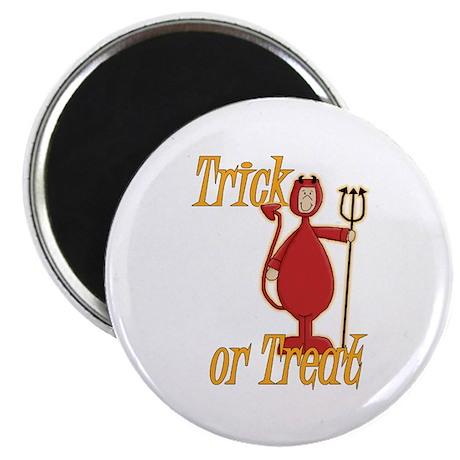 "Trick or Treat Li'l Devil 2.25"" Magnet (100 pack)"