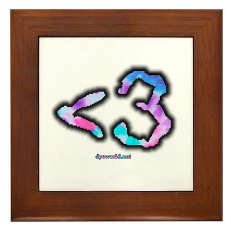 cottoncandy <3 Framed Tile