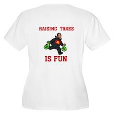 OBAMA'S RAISING INTEREST RATE T-Shirt