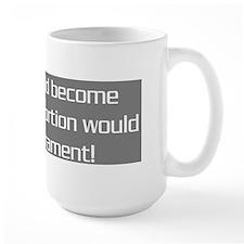 """Abortion"" Mug"