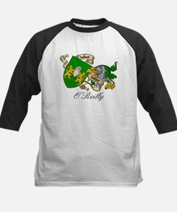 O'Reilly Coat of Arms Kids Baseball Jersey