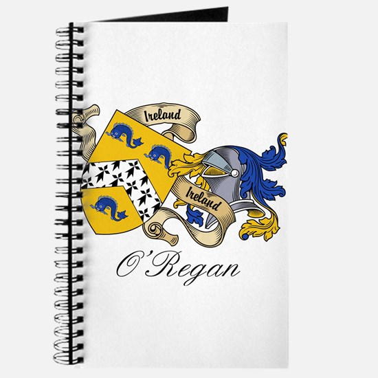 O'Regan Coat of Arms Journal