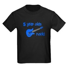 5 year olds Rock! T