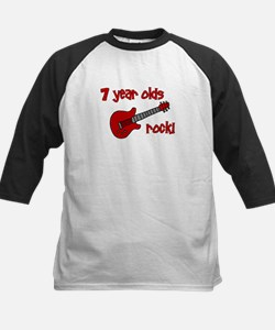 7 year olds Rock! Tee