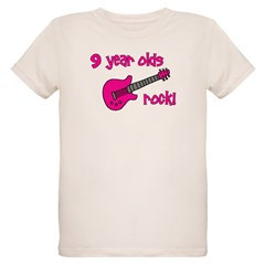 9 year olds Rock! T-Shirt