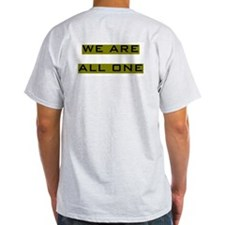 Cool All gods are one god T-Shirt