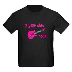 7 year olds Rock! T