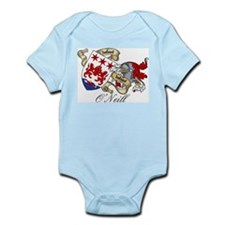 O'Neill Coat of Arms Infant Creeper