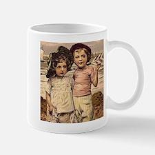 Victorian Brother & Sister Mug