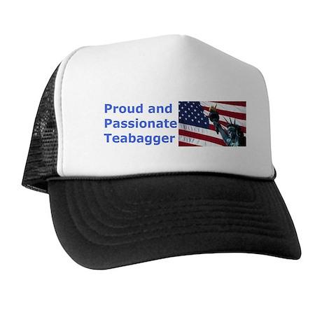Teabagger Trucker Hat