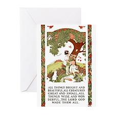 Children Easter Poem Greeting Cards (Pk of 10)