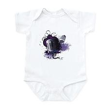 Microphone Dreams Infant Bodysuit