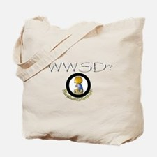 What Would Sekhmet Do? Tote Bag
