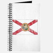 Vintage FL State Flag Journal