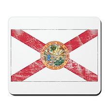 Vintage FL State Flag Mousepad