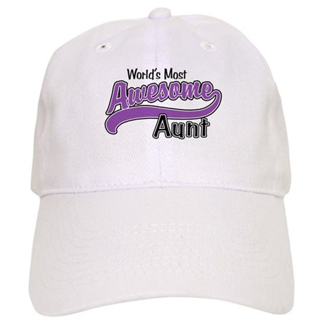 Most Awesome Aunt Cap
