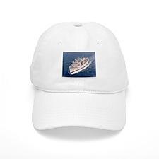USS Supply Ship's Image Baseball Cap