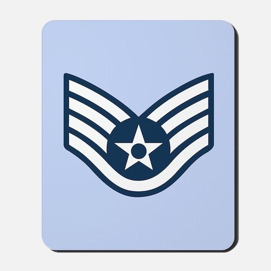 Staff Sergeant Mousepad 1