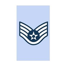 Staff Sergeant Decal