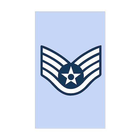 Staff Sergeant Sticker