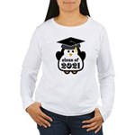 Penguin Class of 2021 Women's Long Sleeve T-Shirt