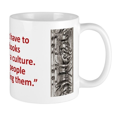 Bradbury on Books Mug