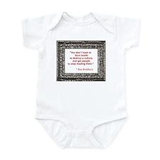 Bradbury on Books Infant Bodysuit