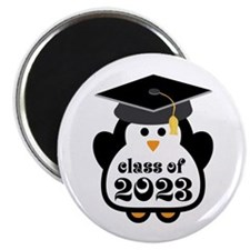 Penguin Class of 2023 Magnet