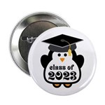 "Penguin Class of 2023 2.25"" Button"