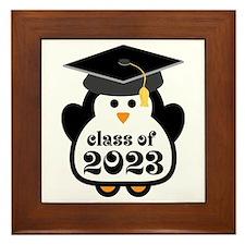Penguin Class of 2023 Framed Tile