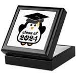 Penguin Class of 2024 Keepsake Box
