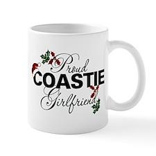 Proud Coastie Girlfriend Holly Mug