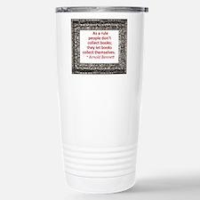 Book Collecting Travel Mug