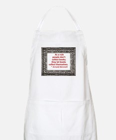 Book Collecting Apron