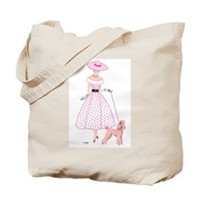 Bridgette and Peaches Tote Bag