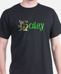 Bailey Green Celtic Dragon T-Shirt