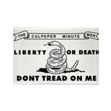 Don't Tread on Me - Rectangle Magnet