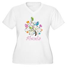Abuela Easter Egg Tree T-Shirt