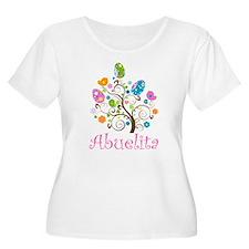 Abuelita Easter Egg Tree T-Shirt