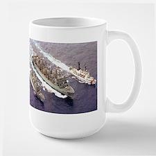 USS Rainier Ship's Image Mug