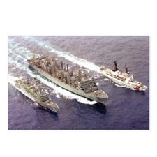 USS Rainier Ship's Image Postcards (Package of 8)